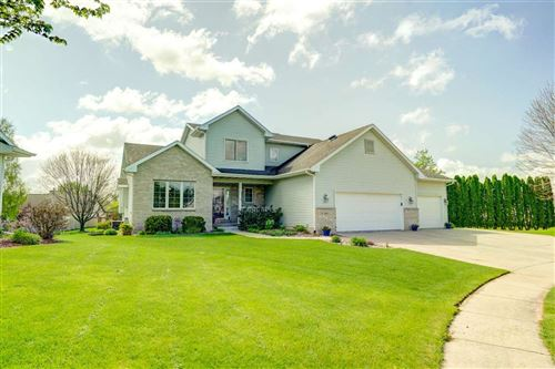 Photo of 505 Valley Dr, DeForest, WI 53532 (MLS # 1908681)