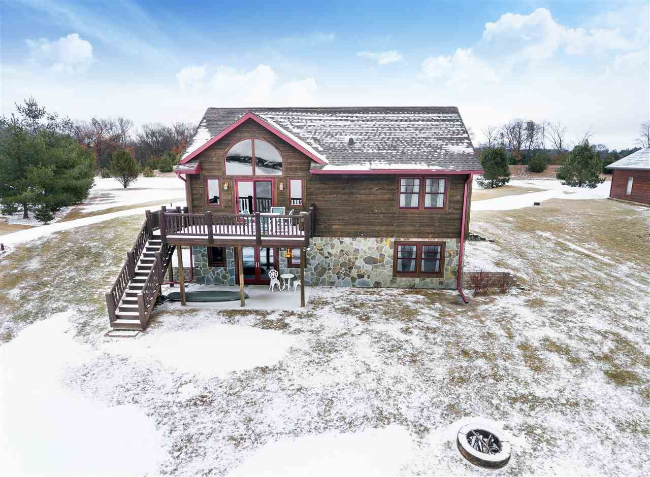 N7457 S STONE GATE DR, New Lisbon, WI 53950 - #: 1849686