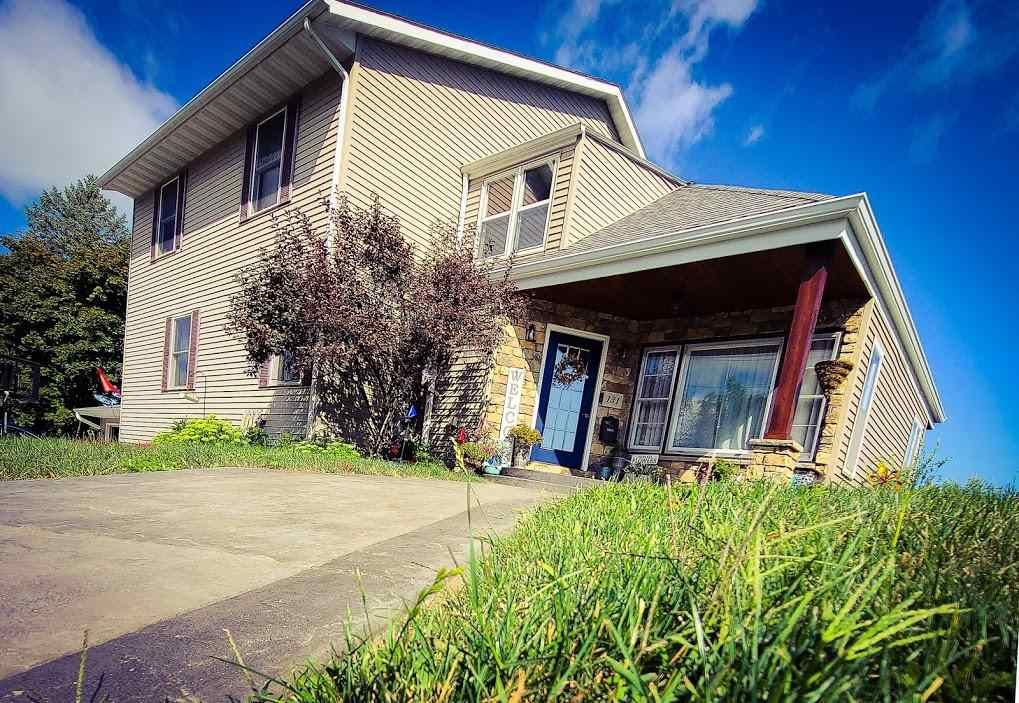 131 W Lincoln Ave, Lancaster, WI 53813 - #: 1891686
