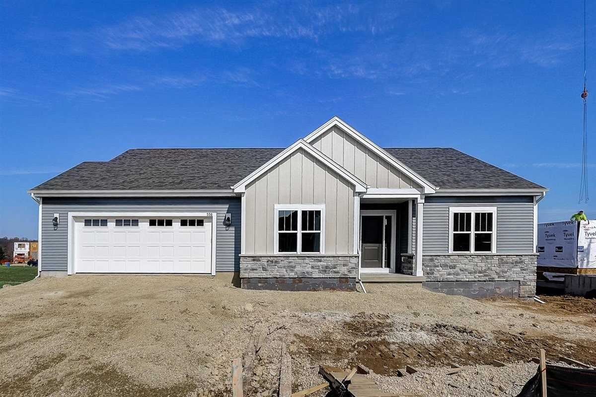 556 Foxfield Rd, Oregon, WI 53575 - #: 1896687