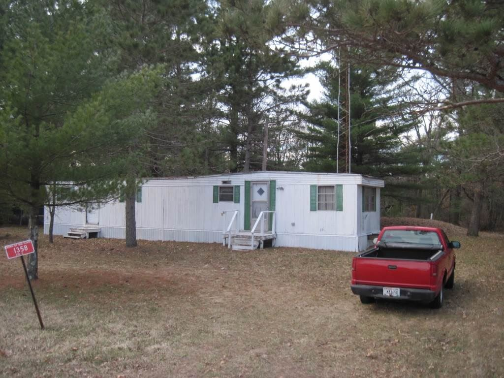 1358 County Road C, Arkdale, WI 54613 - #: 1854690