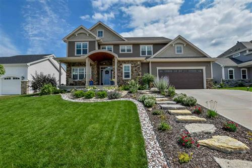 Photo of 9935 Shining Willow St, Madison, WI 53562 (MLS # 1914691)
