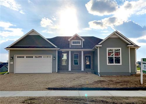 Photo of 5302 N Peninsula Way, McFarland, WI 53558 (MLS # 1872692)