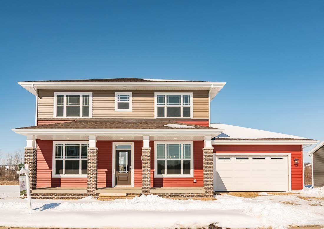 2312 Leopold Way, Sun Prairie, WI 53590 - MLS#: 1869692