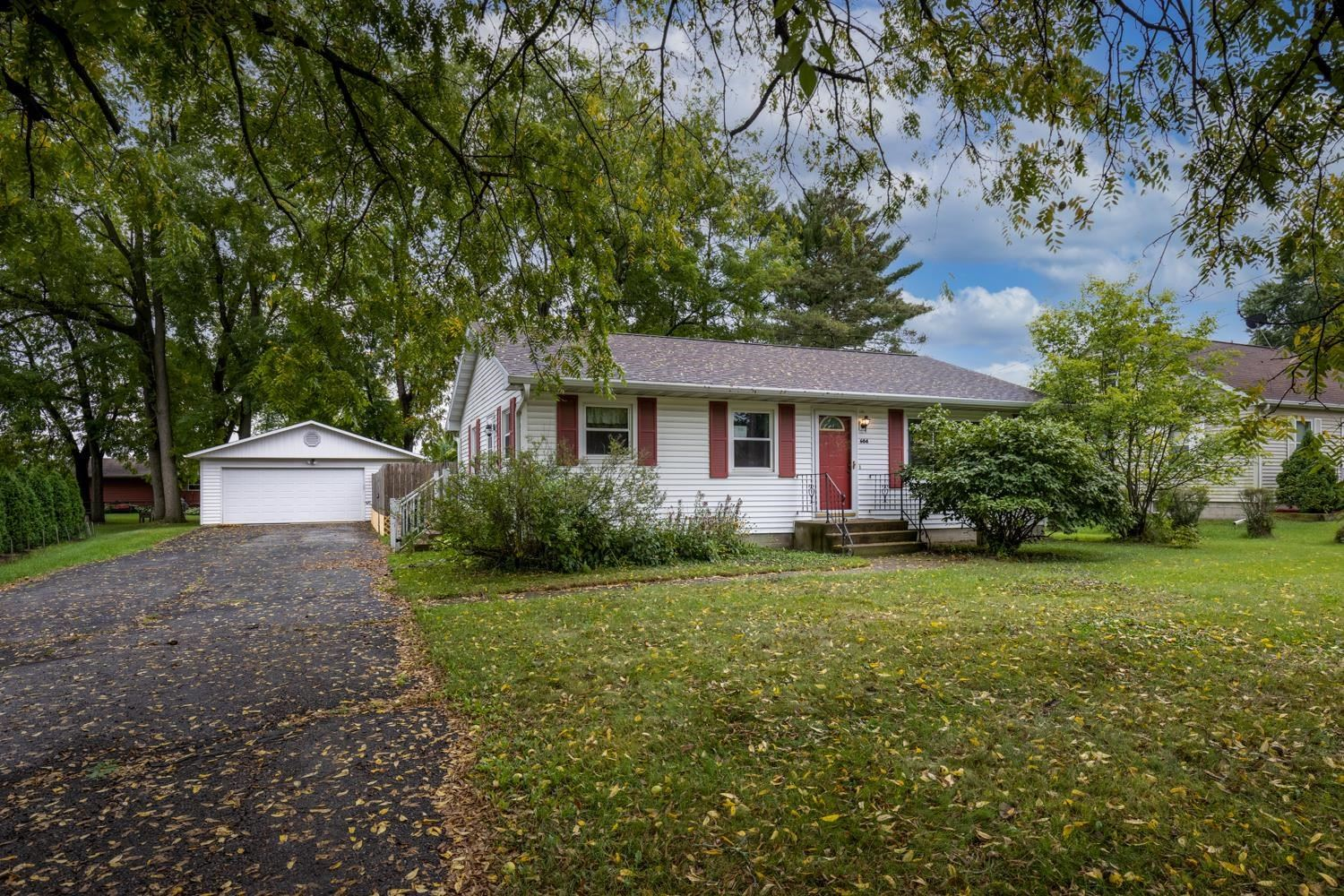 604 Hubbell St, Marshall, WI 53559 - #: 1919692