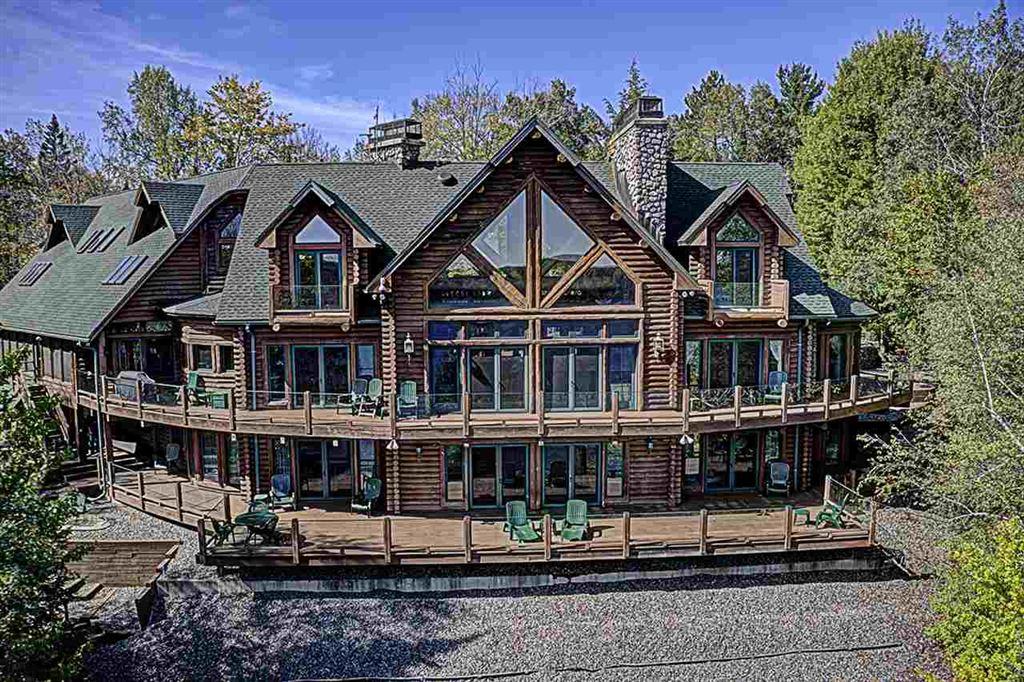 Photo for 2140-2280 Richardson Lake Rd, Wabeno, WI 54566 (MLS # 1869693)