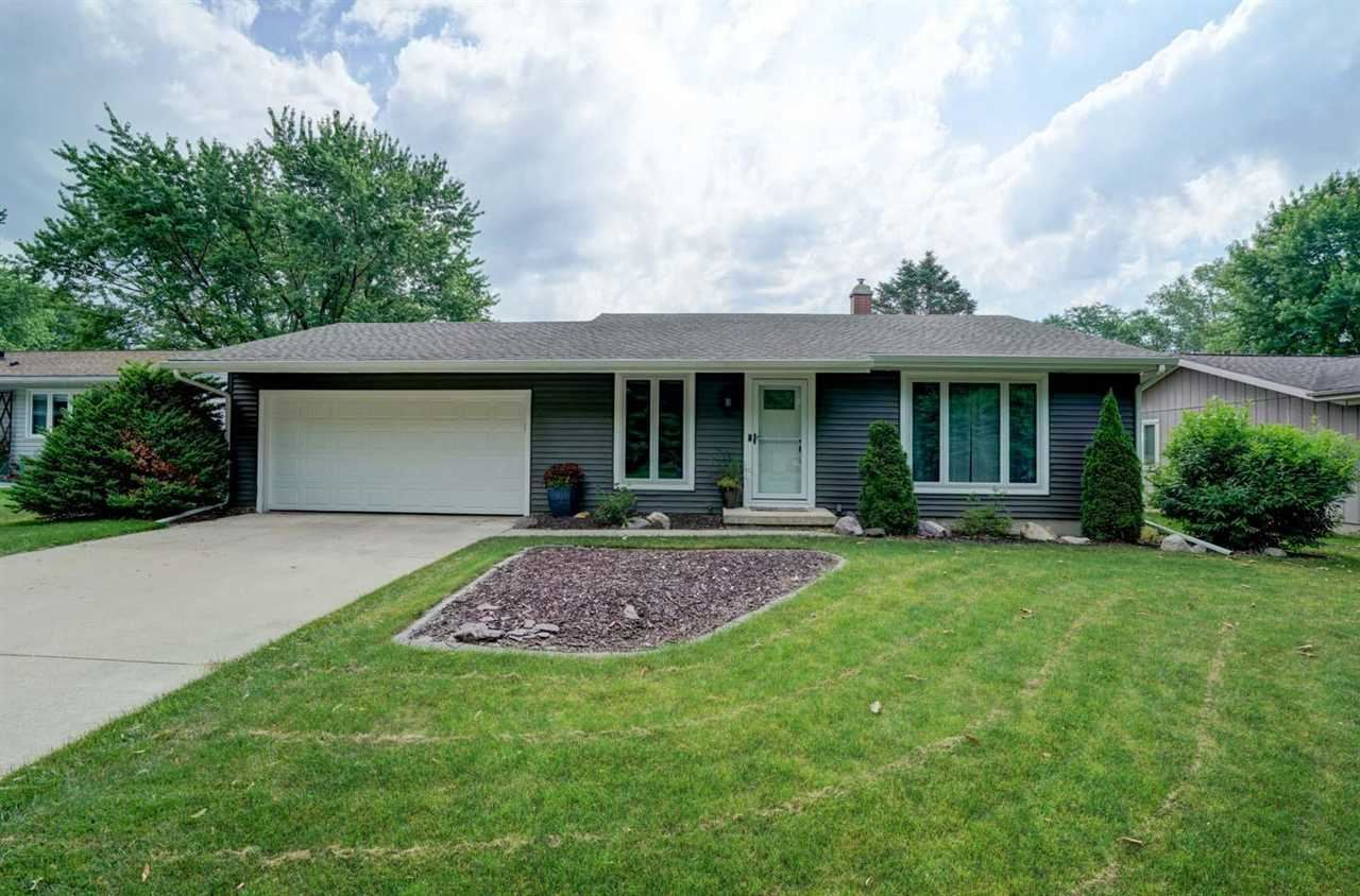 1613 Droster Rd, Madison, WI 53716 - #: 1911693