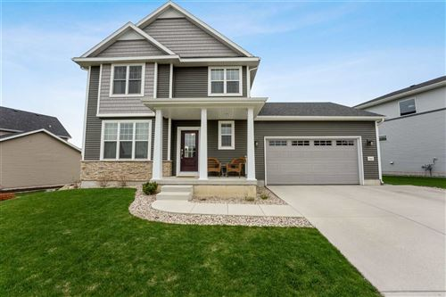 Photo of 943 Silver Ripple Way, DeForest, WI 53532 (MLS # 1882695)