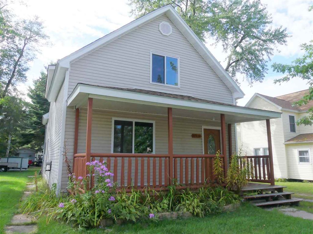117 N Oak St, Adams, WI 53910 - #: 1868696