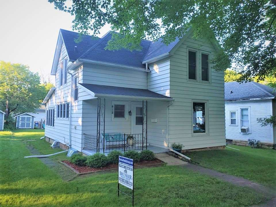 418 3rd Ave, Baraboo, WI 53913 - #: 1886697