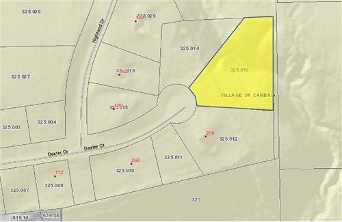 Photo of Lot 13 Dexter Ct, Cambria, WI 53923 (MLS # 1899701)
