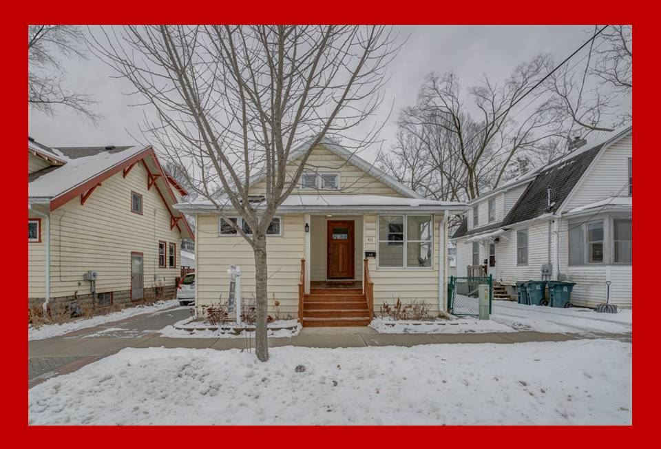 411 S Orchard St, Madison, WI 53715 - #: 1874704