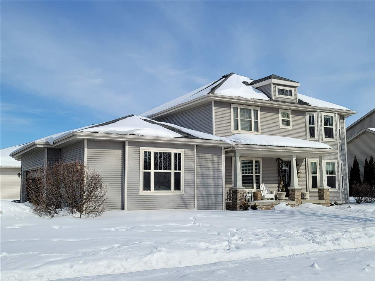 611 Pleasant Valley Pky, Waunakee, WI 53597 - #: 1902706