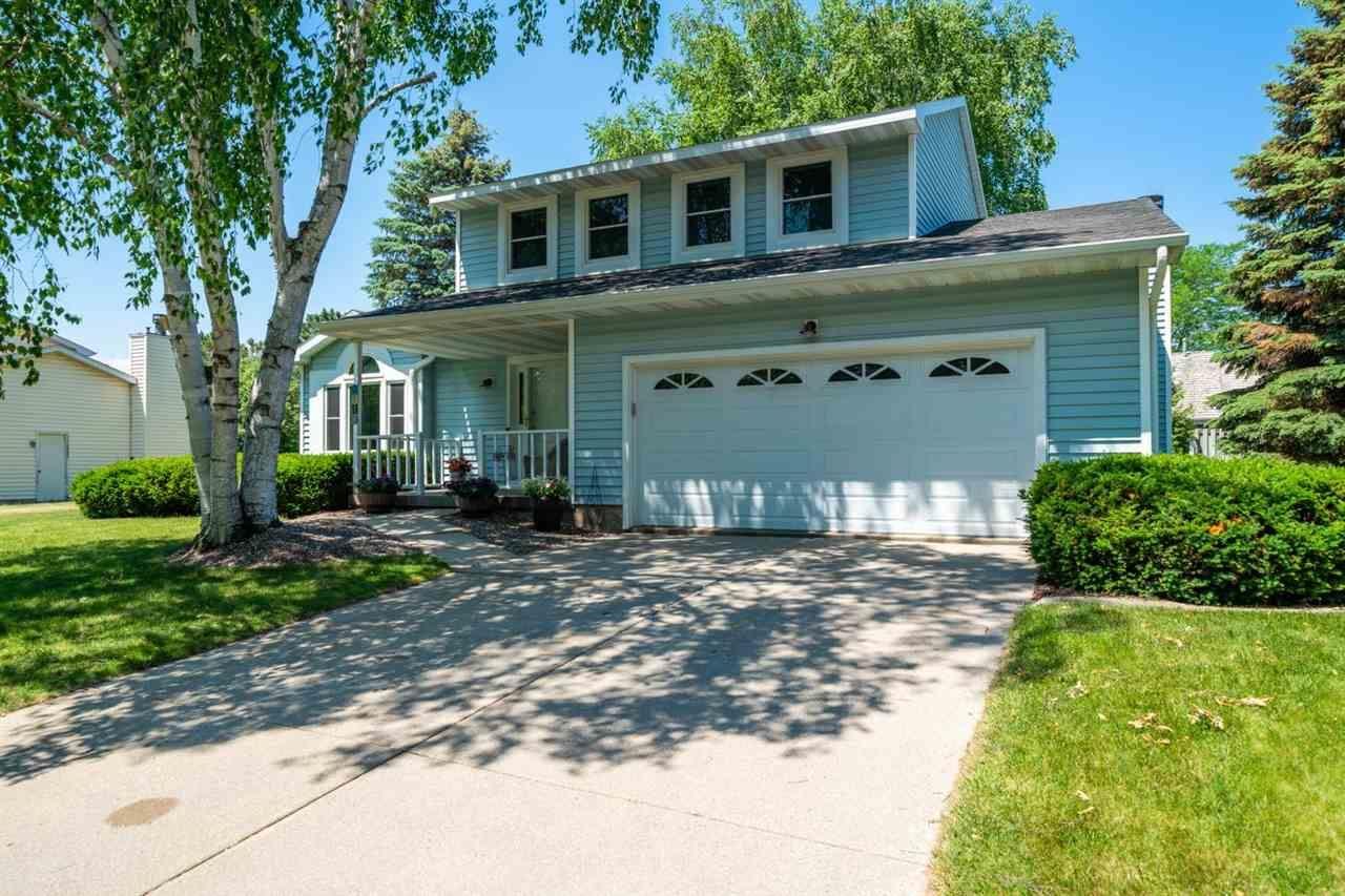 7110 Sawmill Rd, Madison, WI 53717 - #: 1911712