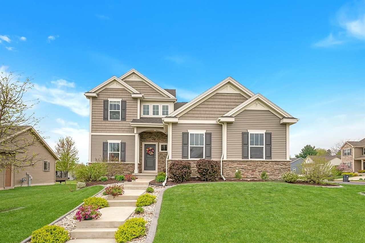 4341 Memorial Cir, Windsor, WI 53598 - #: 1905714