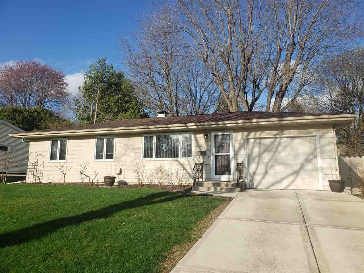 413 Topaz Lane, Madison, WI 53714-2535 - #: 1906720