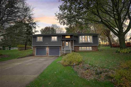Photo of 609 Hanks Hollow Tr, DeForest, WI 53532 (MLS # 1896738)