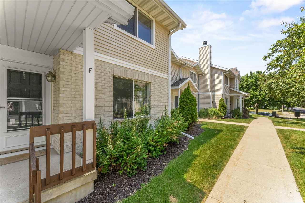 6973 Chester Dr #F, Madison, WI 53719 - #: 1911742