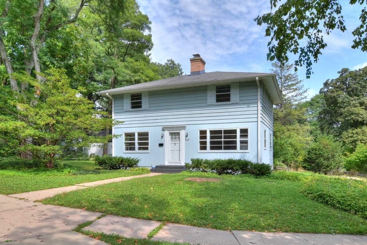 969 Waban Hill, Madison, WI 53711 - #: 1918742