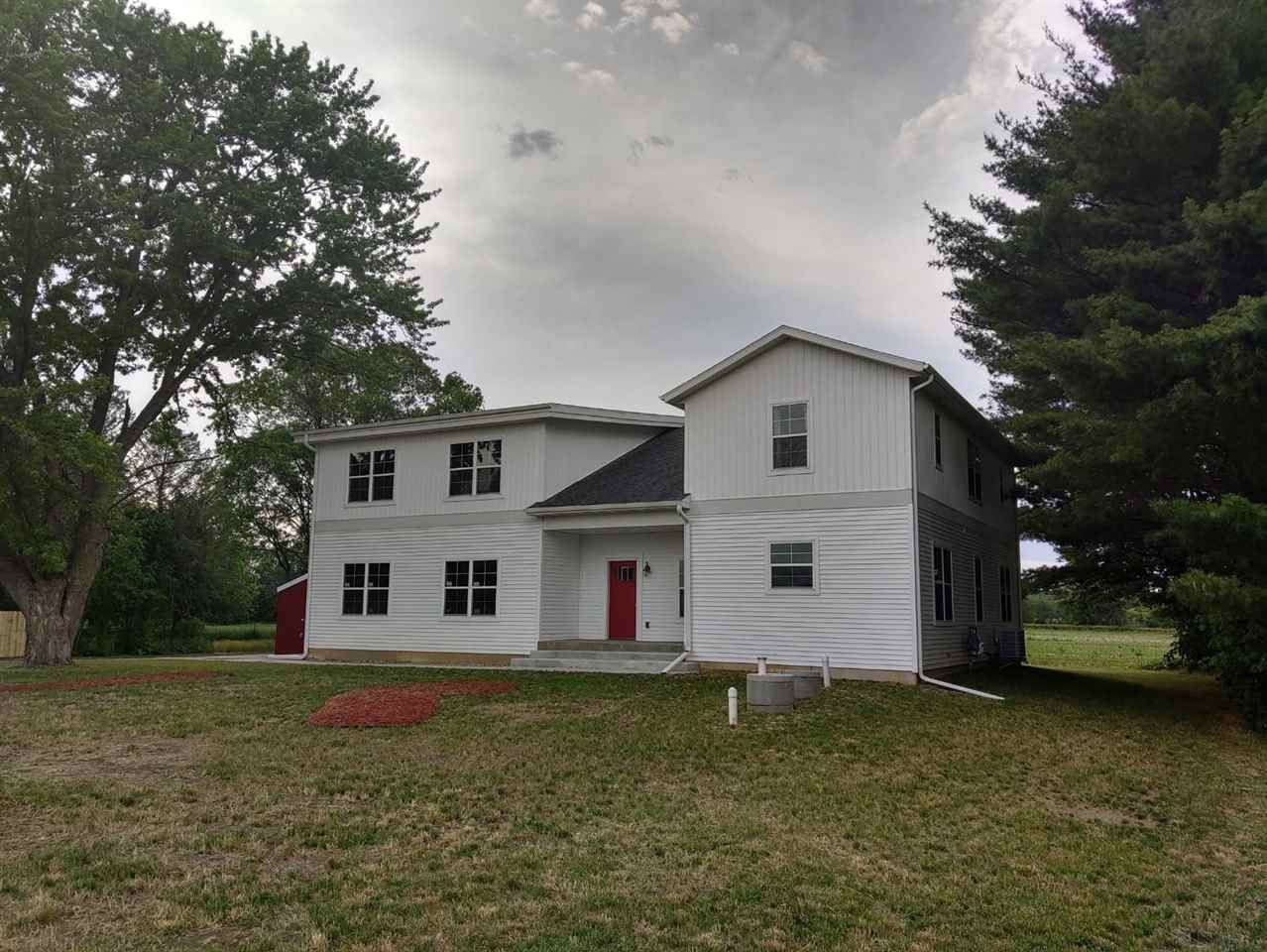3196 County Road A, Stoughton, WI 53589 - #: 1911751