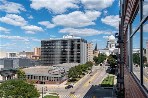 Tiny photo for 309 W Washington Ave #701, Madison, WI 53703 (MLS # 1919752)