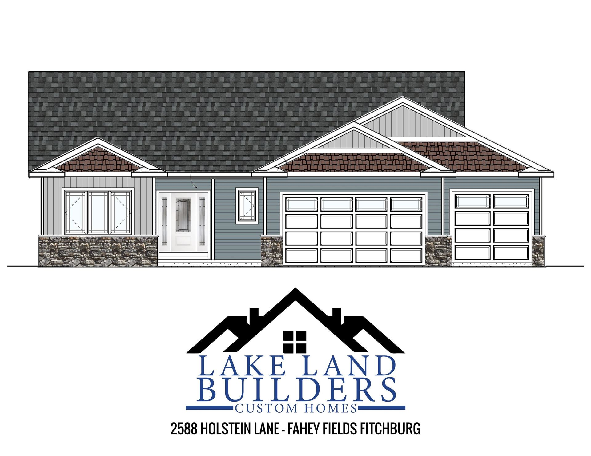 Photo for 2588 Holstein Ln, Fitchburg, WI 53711 (MLS # 1920758)
