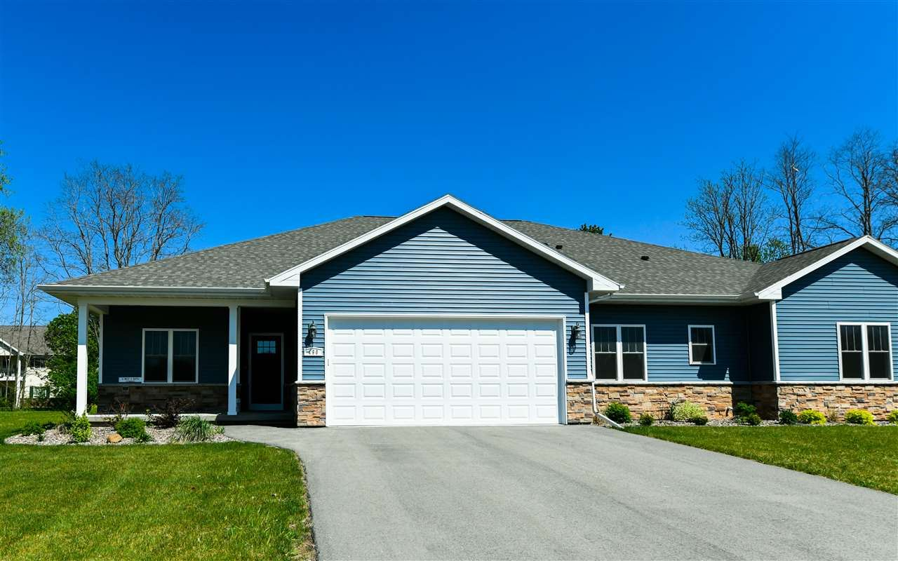 490 E MEADOWLARK LN, Green Lake, WI 54941 - MLS#: 1871761