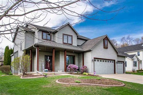 Photo of 6106 Holscher Rd, McFarland, WI 53558 (MLS # 1906762)