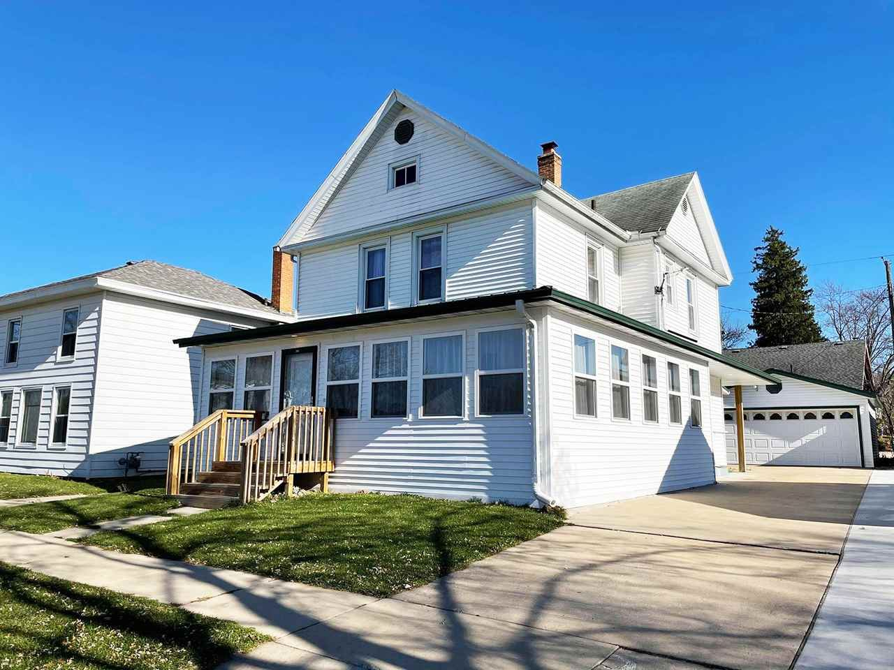 308 Roberts St, Cambria, WI 53923 - #: 1897764