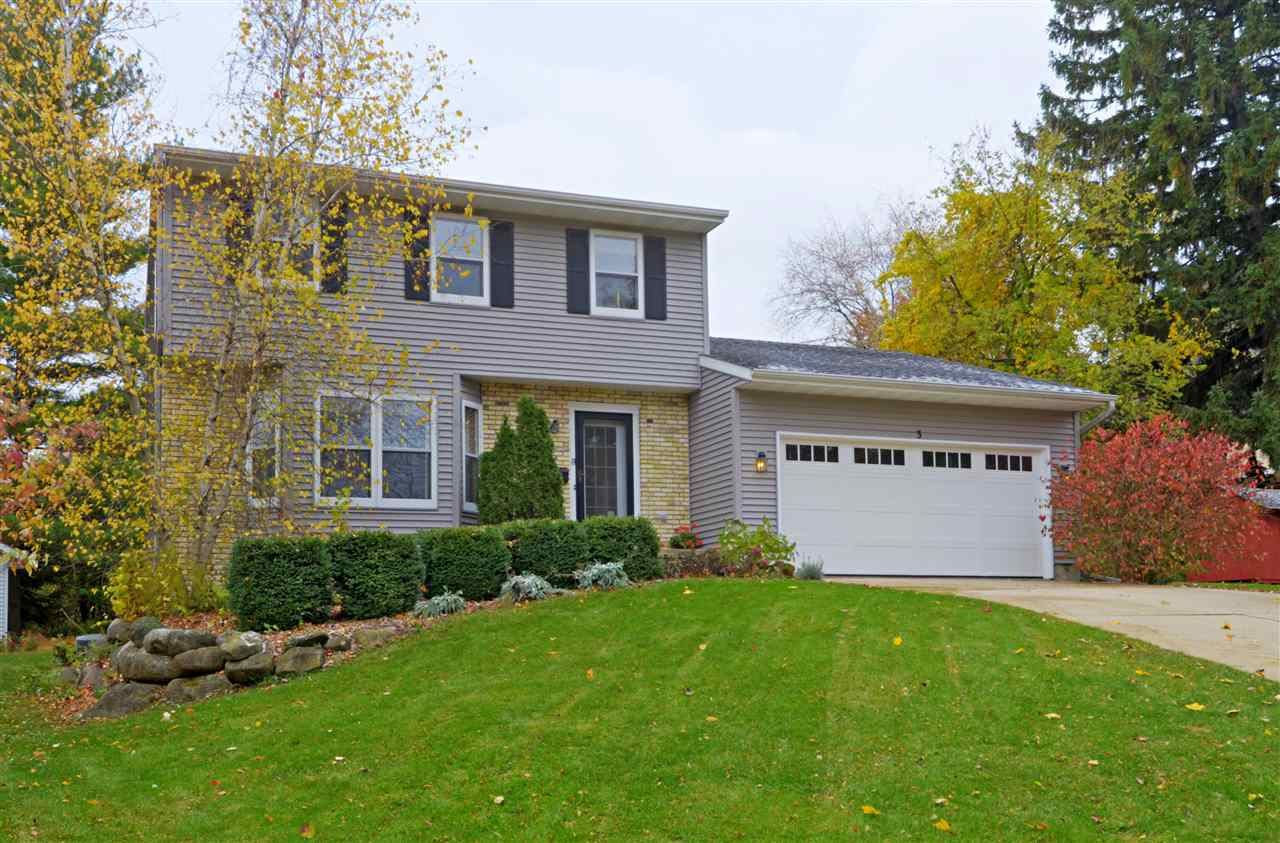 3 Frederick Cir, Madison, WI 53711 - #: 1896767