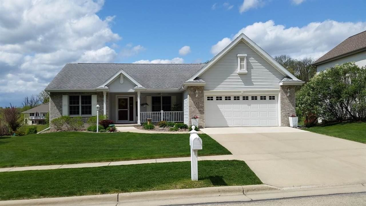 145 Valle Tell Dr, New Glarus, WI 53574 - #: 1908768