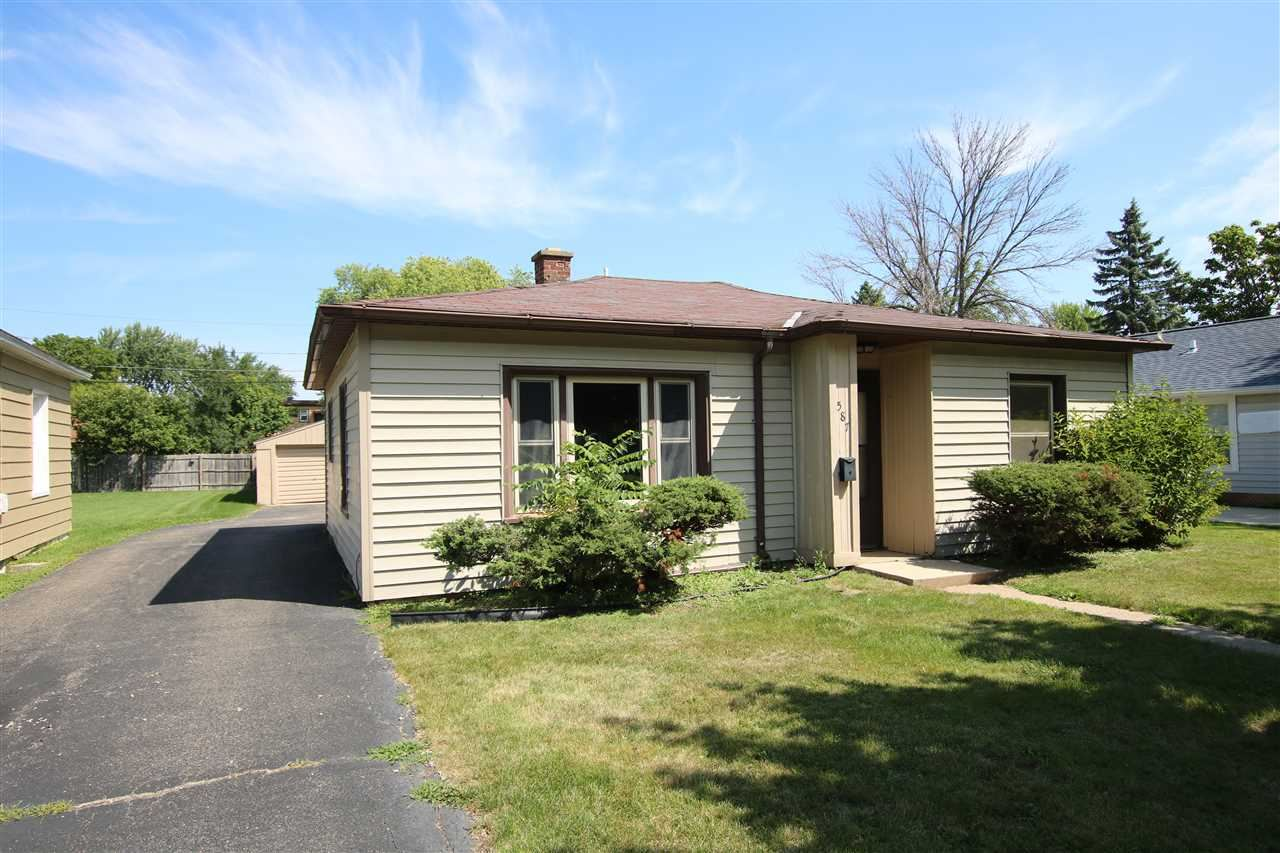 Photo for 587 RUGGLES STREET, Fond Du Lac, WI 54935 (MLS # 369772)