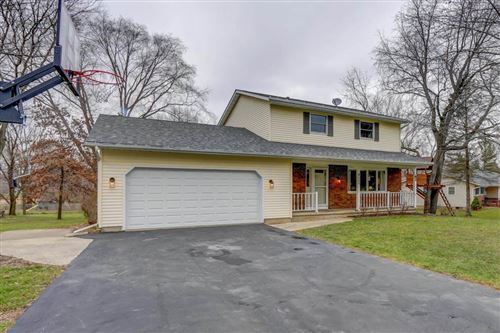 Photo of 604 Hanks Hollow Tr, DeForest, WI 53532 (MLS # 1898773)