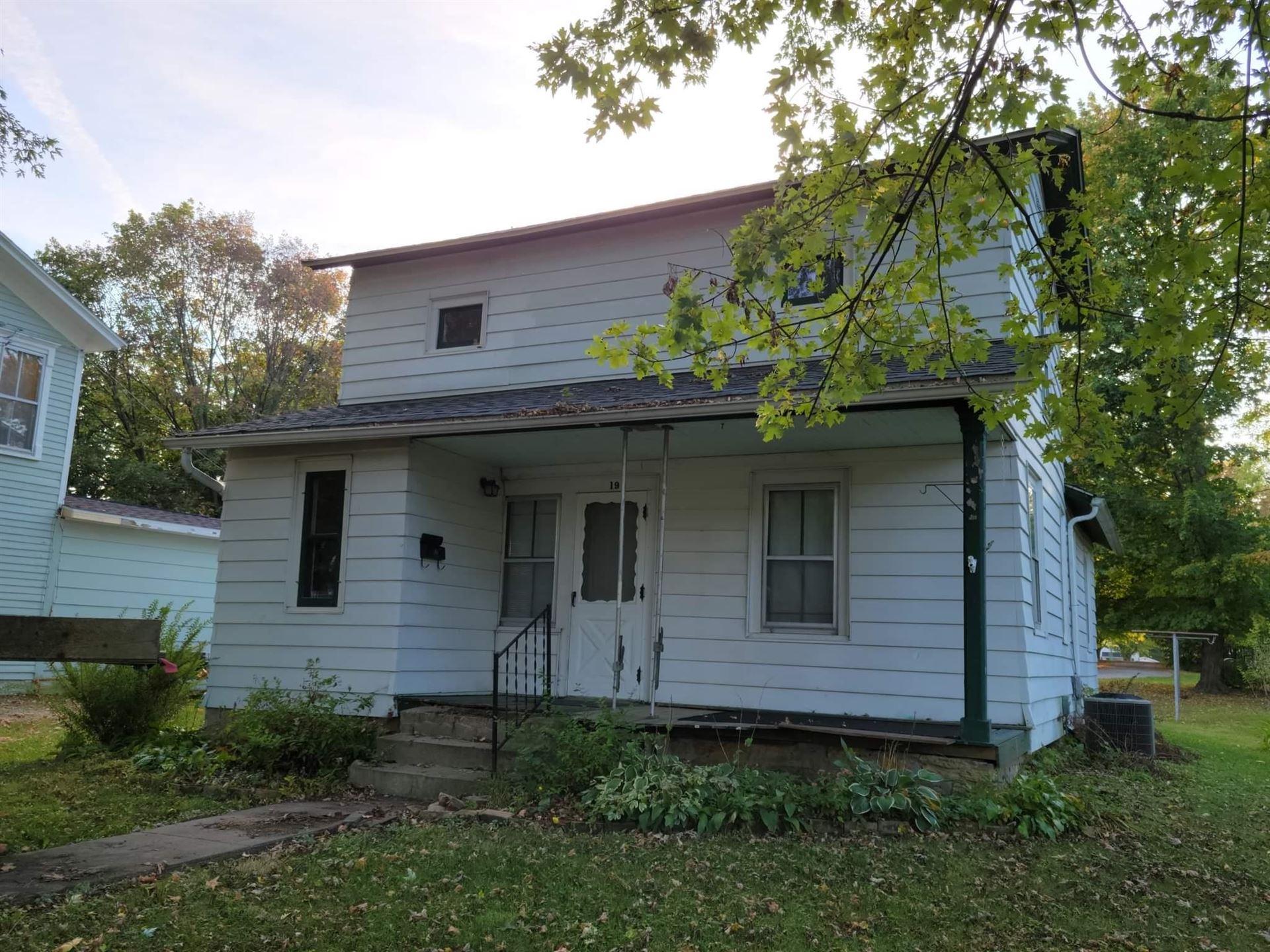 19 S 3rd St, Evansville, WI 53536 - #: 1921778