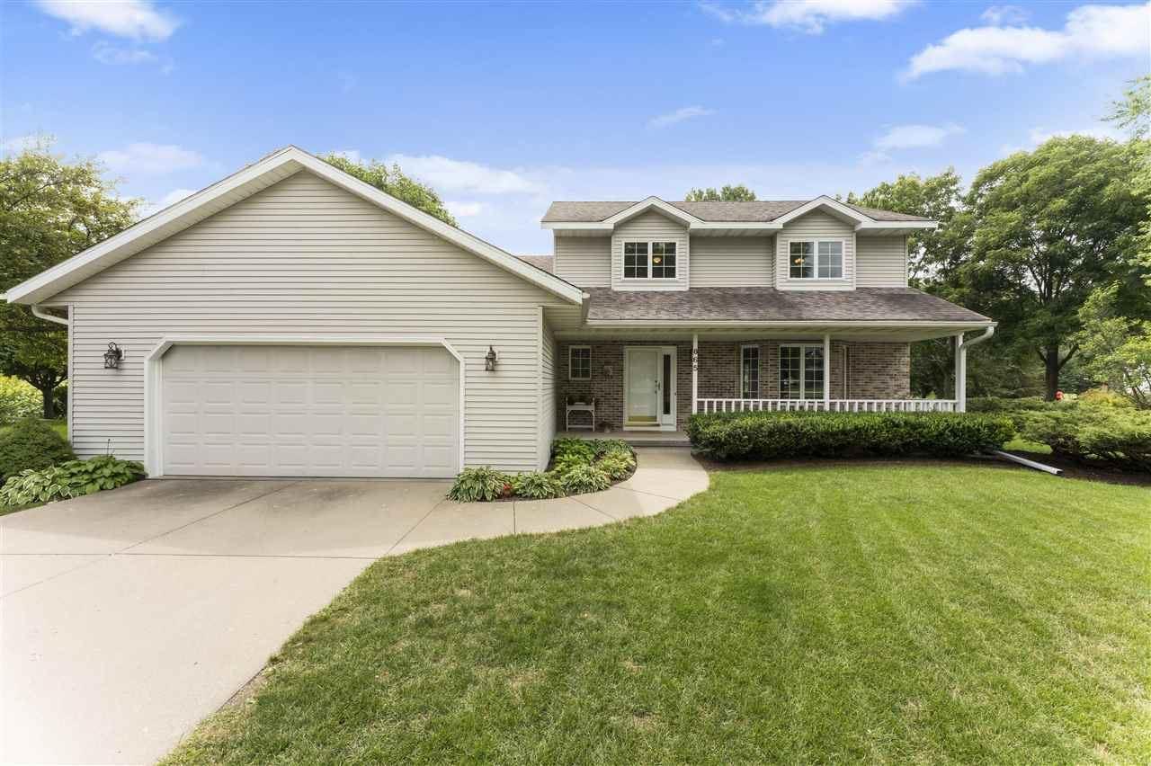 865 Sunnyview Ln, Sun Prairie, WI 53590 - #: 1890783