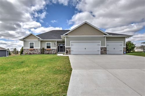 Photo of 106 Clover Ln, Janesville, WI 53548 (MLS # 1906785)
