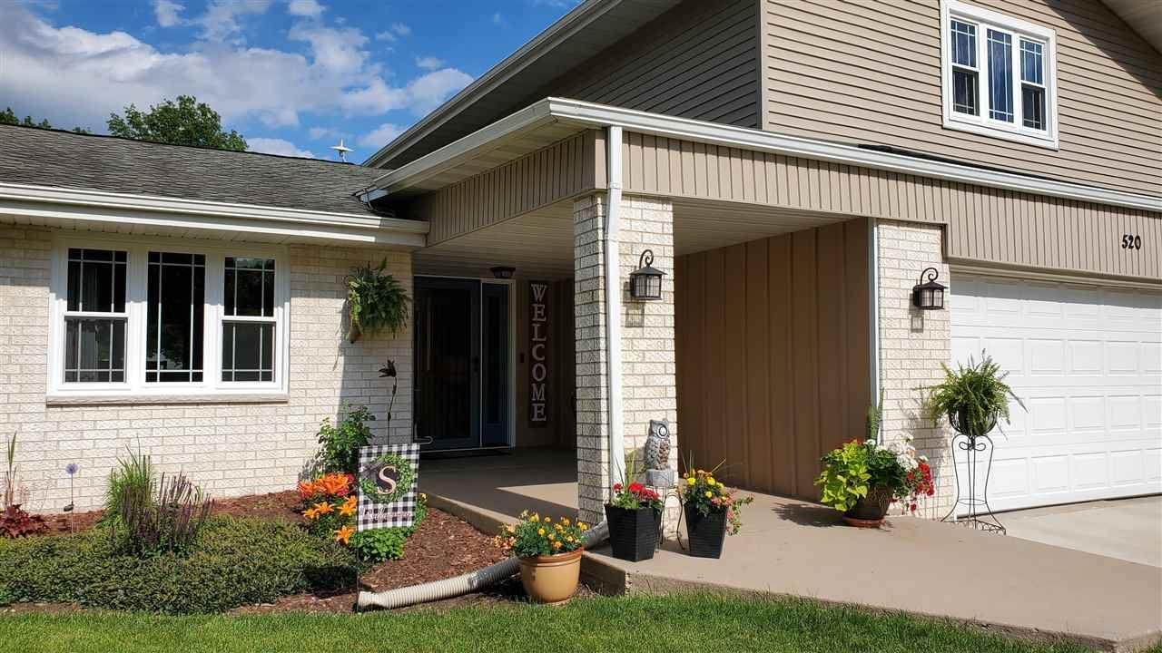 520 Meadow Green Ct, Monroe, WI 53566 - #: 1912786