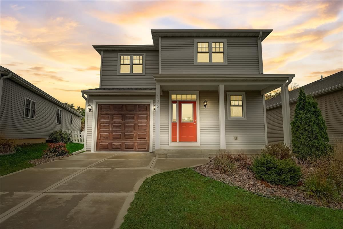 Photo for 126 Red Bud Tr, Columbus, WI 53925 (MLS # 1921787)