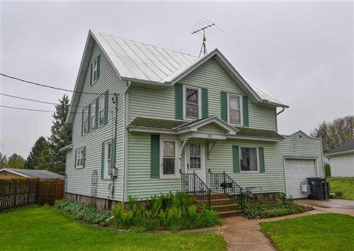 Photo of 537 Kekoskee St, Mayville, WI 53050 (MLS # 1883792)
