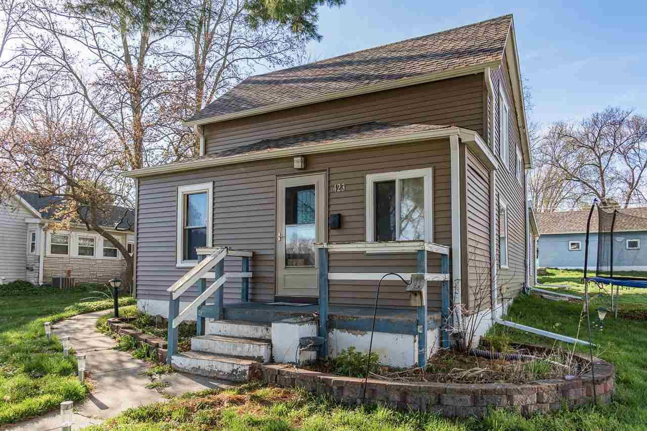 423 Mulberry St, Baraboo, WI 53913 - #: 1906792