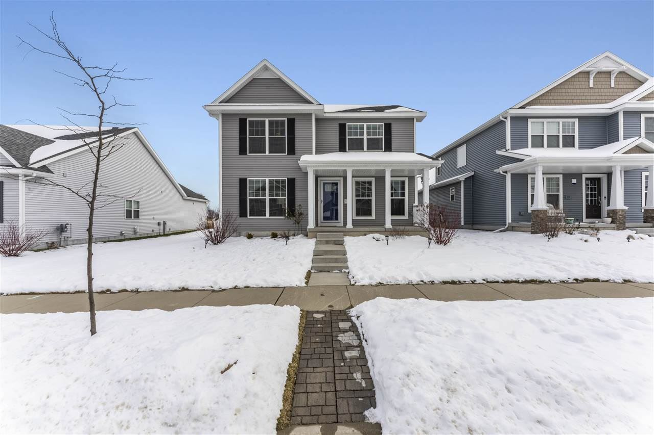 521 Pluto St, Madison, WI 53718 - MLS#: 1900794