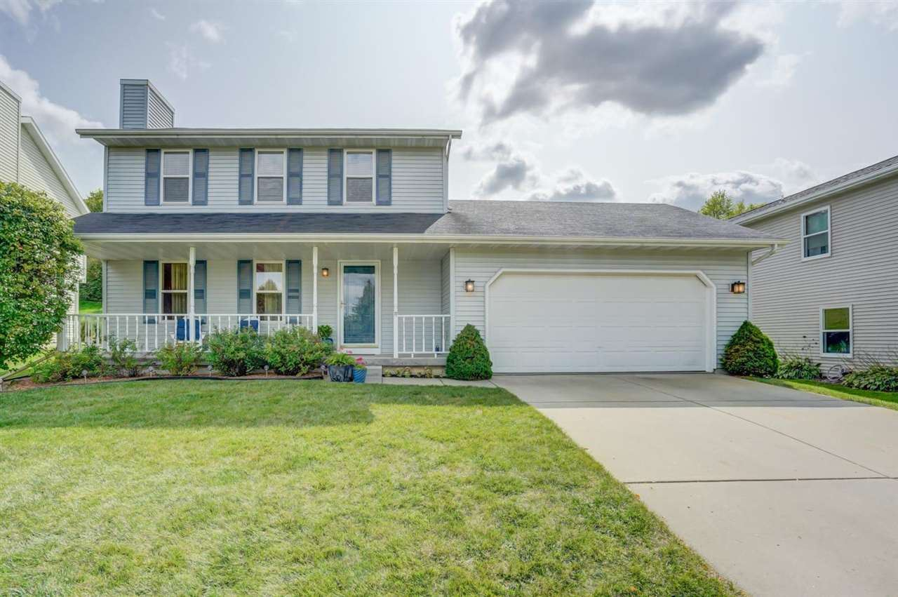 3817 Manchester Rd, Madison, WI 53719 - #: 1893798