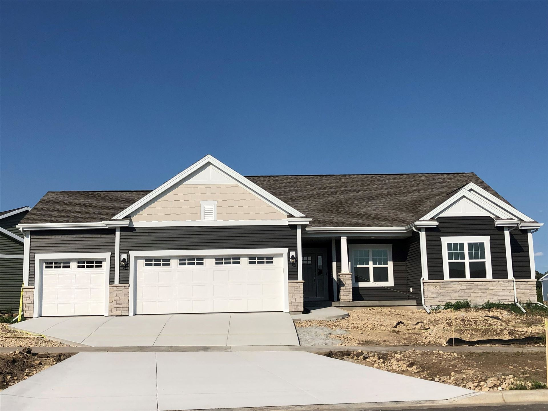 375 Peterson Tr, Oregon, WI 53575 - #: 1901798