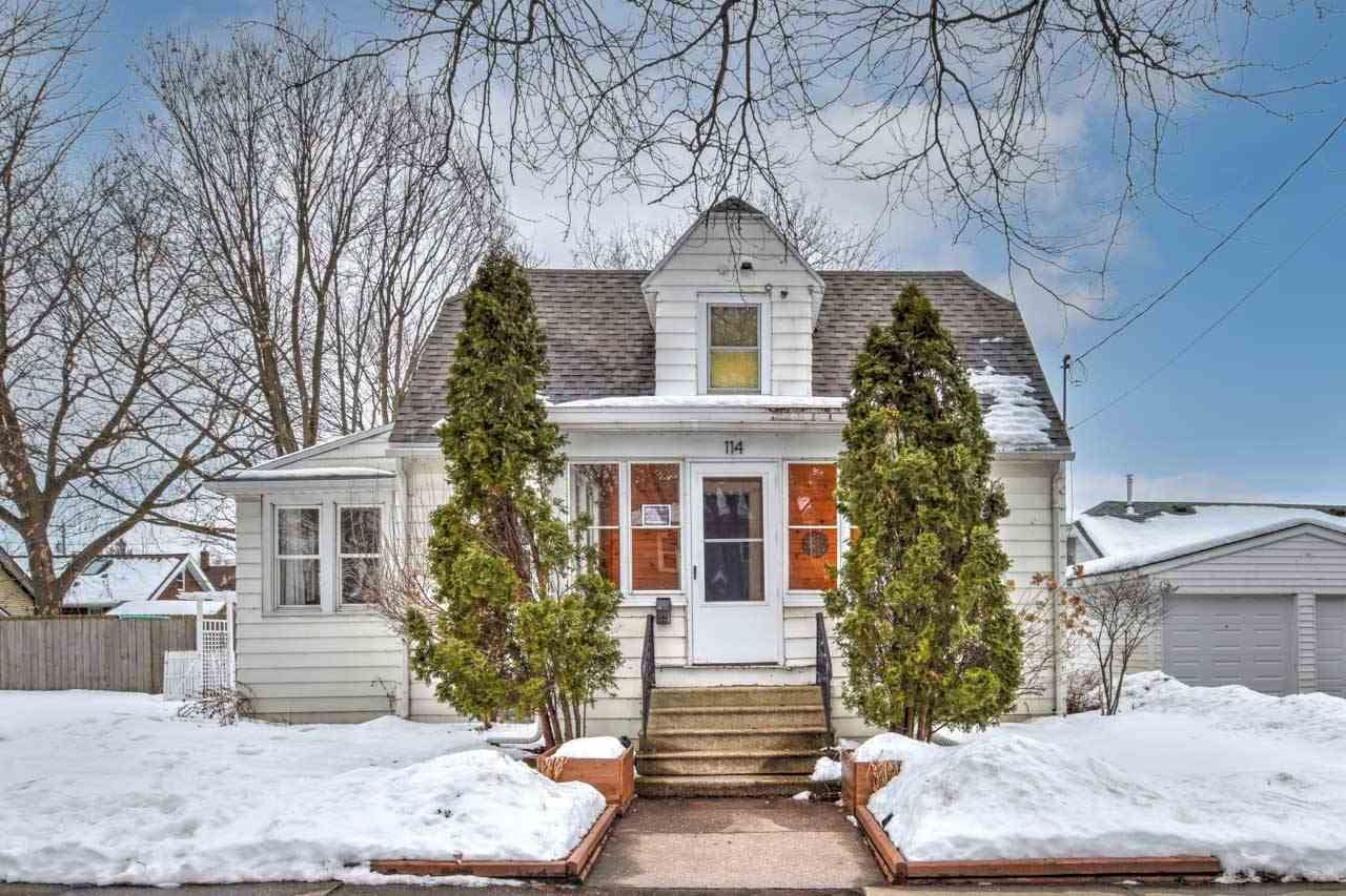 114 N 2nd St, Madison, WI 53704 - #: 1902798