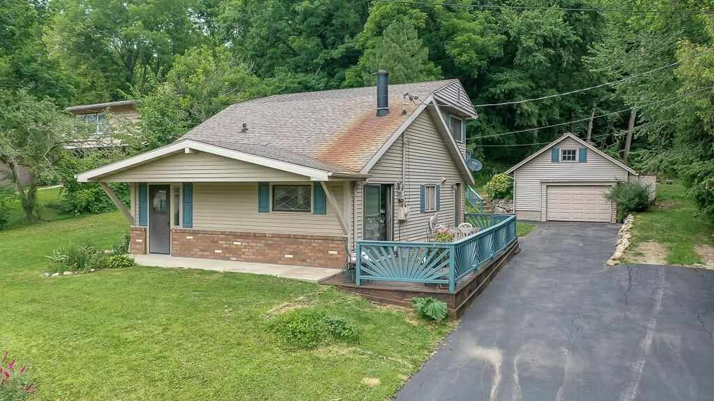 4930 N River Rd, Janesville, WI 53545 - #: 1915801