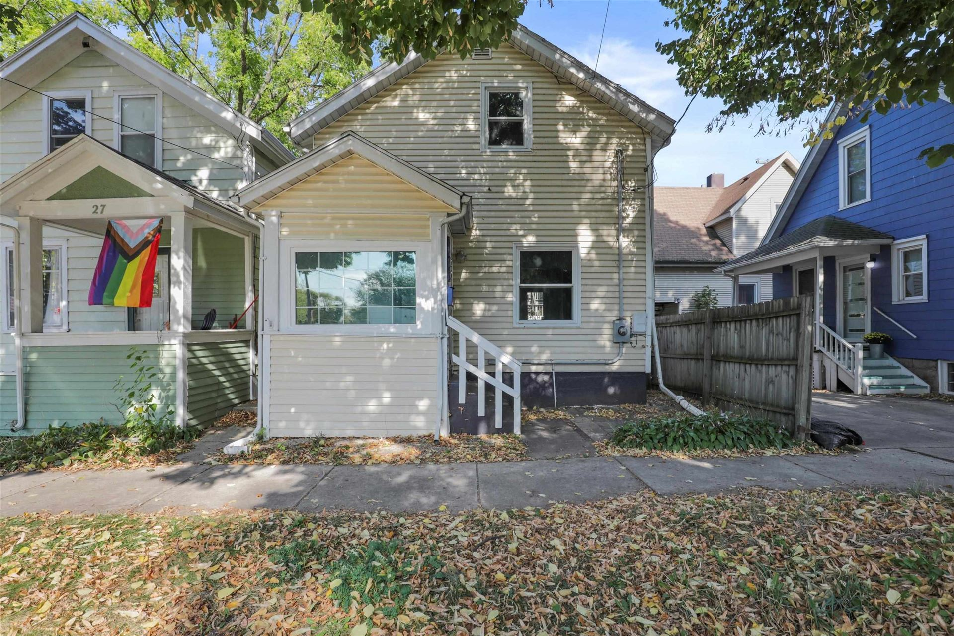 29 S 4th St, Madison, WI 53704 - #: 1921807