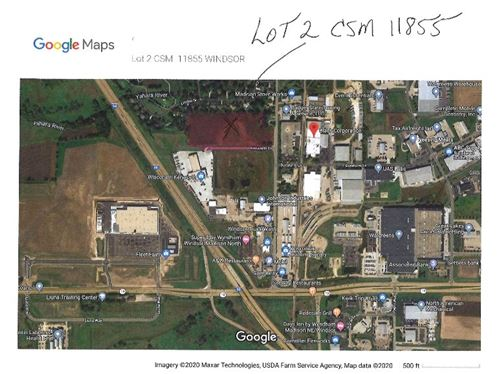 Photo of Lot 2 Lake Rd, Windsor, WI 53598 (MLS # 1874808)