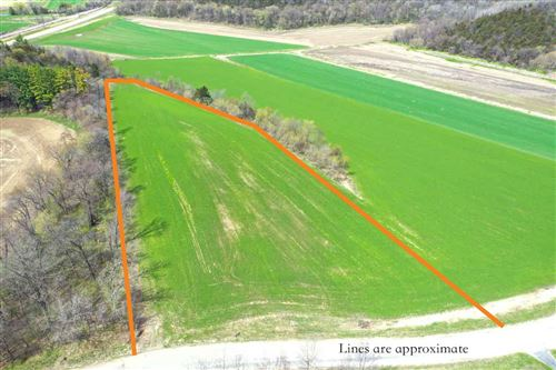 Photo of 5 Acre Lot South Valley Rd, Black Earth, WI 53515 (MLS # 1906811)