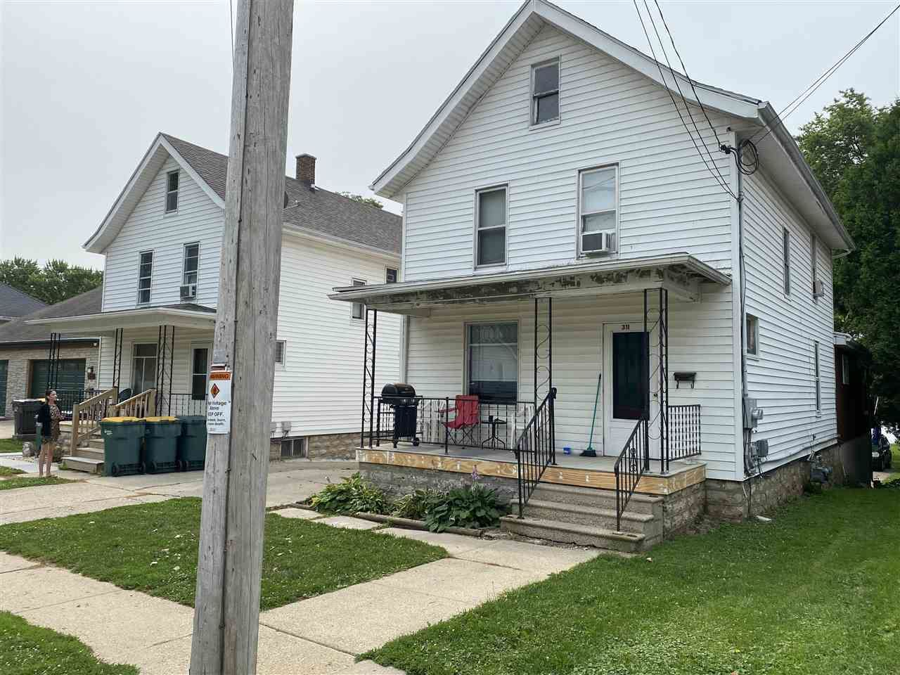 309-311 Haskell St, Beaver Dam, WI 53916 - #: 1915821