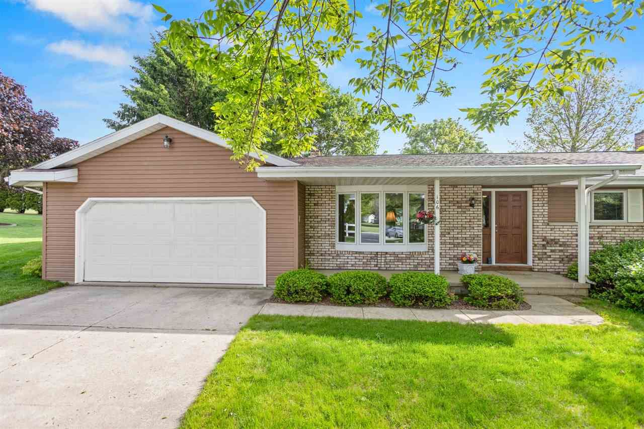 106 Frosty Ct, Marshall, WI 53559 - #: 1883823